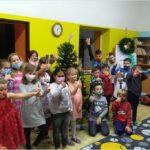 Vánoce školáčci