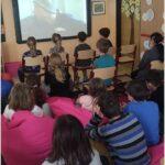 Online aktivity ZŠ: divadlo a vzdělávací program
